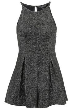 PETITE Exclusive Lurex Playsuit Got this today but spending money hurts so idk