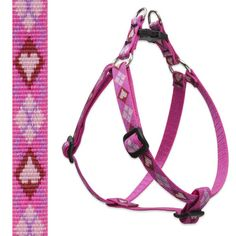 make your own dog step in harness pattern - Google Search