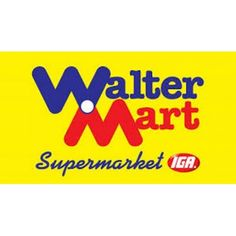 WalterMart, a small but respected competitor of PureGold Supermarket Logo, Grocery Items, Gift Certificates, Household Items, Altered Art, First Love, Gifts, Free Delivery, Profile