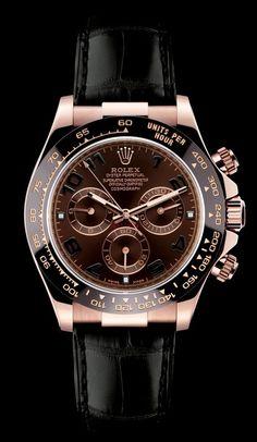 Leather watch Rolex                                                       …                                                                                                                                                                                 Más