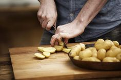 Why You Should Eat White Potatoes: Potatoes are Part of a Healthy Diet