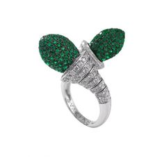 New Focus On | Avakian | Riviera Collection Emerald Ring
