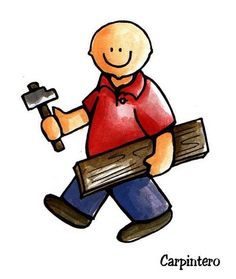 Imagenes de oficios carpintero - Imagenes y dibujos para imprimirTodo en imagenes y dibujos