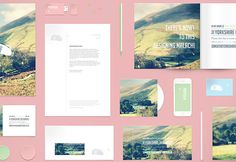 Today's freebie on dribbble is a complete stationary mockup for your projects. Free PSD designed by Samuel James Oxley.