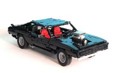 The Lego Car Blog Elves have a long and chequered history with remote control vehicles. Regularly chased, squashed, and manhandled by one of their number at the controls of an RC creation, they onl…