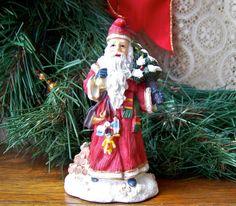 Vintage Santa Claus Weihnachtsmann Germany by cynthiasattic, $22.00