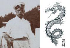Nicholas II – The Tsar with the Dragon Tattoo