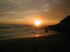Punta Roca beach (2008) Lima, Peru