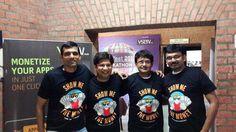 Space-O Team Wins Hackathon at AppFest 2013 - Utpal Vaishnav