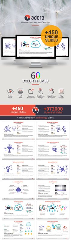 Infographic SEO Powerpoint V02 Infographic, Seo and - powerpoint presentations template