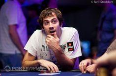 Jason Mercier habla sobre el bancaje en el poker . ~ Escuela de poker