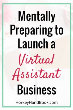 Thinking of launching a new virtual assistant business? Read this post first! Doing so will help you to mentally prepare and succeed straight away! via /ghorke/ Make Money Writing, Make Money Blogging, Make Money Fast, Make Money From Home, Earn Money Online, Online Jobs, Online Income, Business Tips, Online Business