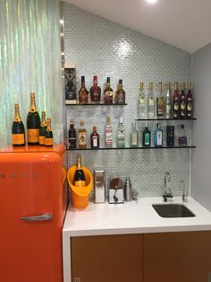 Stocking up the Kennedy Jewellers Bar with a great selection of spirits. www.kennedyjewellers.com Bar Lounge, Sit Back, Liquor Cabinet, Kitchen Cabinets, Relax, Storage, Furniture, Design, Home Decor