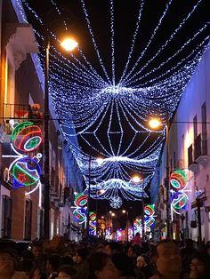 Imagenes+De+Ciudades+Con+Iluminación+Navideña