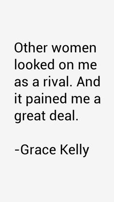 Find heights, weights, measurements, dating history and quotes on tens of thousands of celebrities. Grace Kelly Quotes, Focus On Me, Book Of Life, Famous Women, Kind Words, Famous Quotes, Wallpaper Quotes, Scorpio, Looking For Women