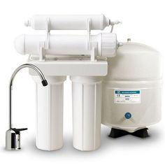 Pentek 161079 4 Stage Ro 2550 Reverse Osmosis System 50 Gpd