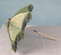 Silk & Ivory Parasol, 1850s Session 2 - Lot 606 - $200