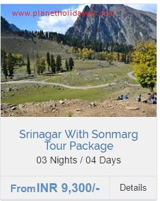 Kashmir Holiday Tour Packages http://www.planetholidayers.com/snowcase-kashmir-tour-package.html