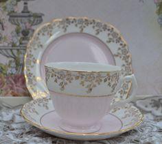 Tea Cup, Saucer, Tea Plate ...