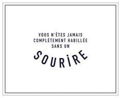 #Andre #citationdujour #citation #penseespositives #mode #sourire #joie #dionnegooding #londres