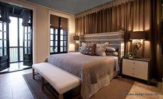 Bill Musso's Rosemary Beach House | Bedroom