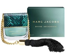 Marc Jacobs Divine Decadence ~ New Fragrances