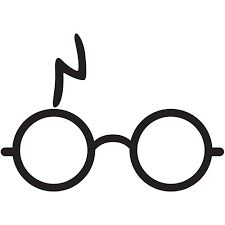 Image result for silhouettes harry potter
