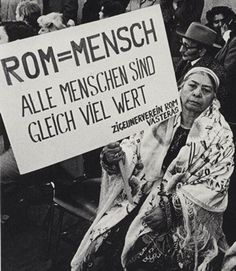 Rom means human...all humans are equal (have the same value)