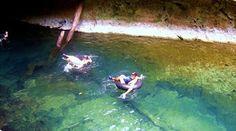 Table Rock Jungle Lodge, Belize :: Jaguar Paw Cave Tubing