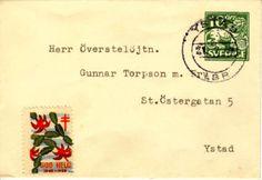 Överstelojtn, Torpson, Ystad