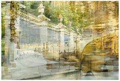 St Petersburg abstract art city Photography by RivuletPhotography