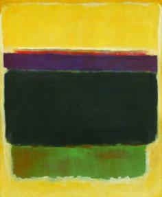 마크 로스코 '무제'(1949) Mark Rothko