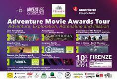 IL BLOG DELLA MONTAGNA: ADVENTURE MOVIE AWARD a firenze