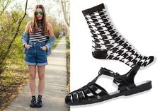 How to Wear Socks and Sandals Without Looking Like a Tourist