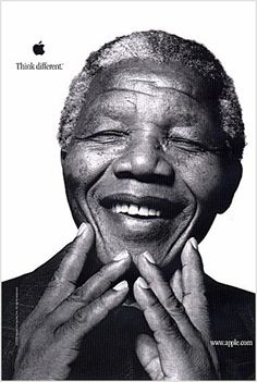 Nelson Mandela ~ though he is gone, his light will never extinguish.  So grateful for his teachings & All that we can still learn from him, what a gift.