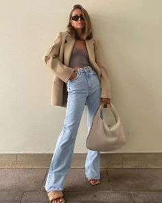 Fashion 2020, Look Fashion, Autumn Fashion, Fall Fashion Outfits, Minimal Fashion Style, Chic Fashion Style, French Style Fashion, 90s Style Outfits, Teen Fashion