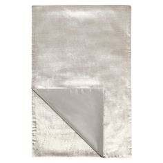 Buy John Lewis Como Bed Runner, Silver Online at johnlewis.com