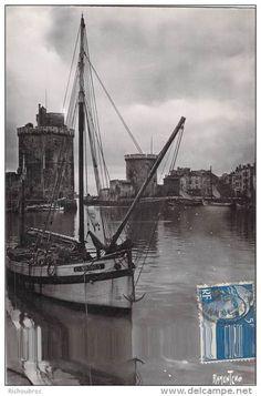 La Rochelle, Charente-Maritime, France.17 bateau - Delcampe.fr
