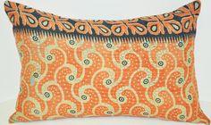 Vintage sari kantha