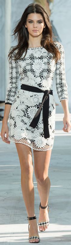 Spring 2015 Ready-to-Wear Diane von Furstenberg