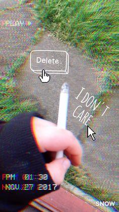 Smoke away the pain