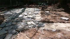 Weekend Project: How To Build A Flagstone Patio...Fast!