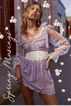 Valentina Lace Dress