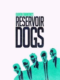 tarantino // reservoir dogs