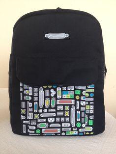 Paramore School Backpack Unisex School Bag Canvas Rucksack Laptop Book Bag Satchel Hiking Bag for Boys Girls