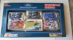 Racing Champions NASCAR Ford Motorsport Collector's Edition 1:64 Set of 5 NIB #RacingChampions