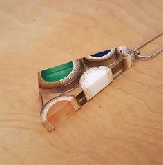 hout &resin-hout en epoxy-hars sieraden-groene hars-hout hars