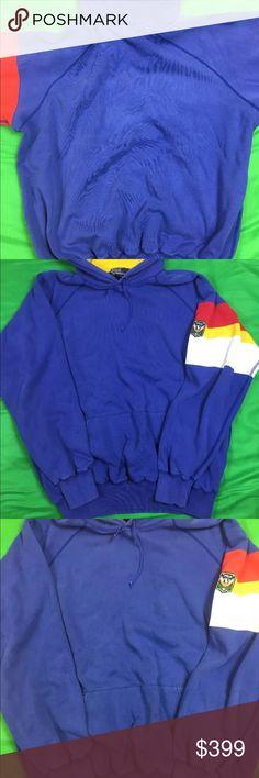 883cf1984033 Polo Ralph Lauren Olympics Hoodie Sweatshirt SZ L VTG 90 s Polo Ralph Lauren  Olympics Hoodie Pullover