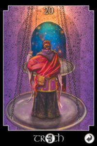 Truth - Psychic Tarot