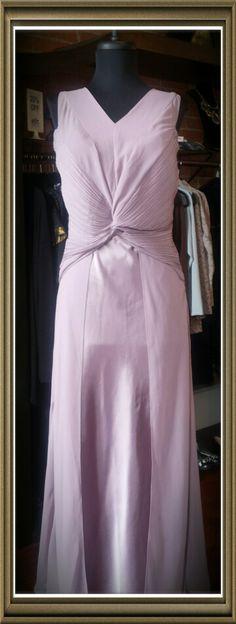 Unique Lavander dress! www.ellafashion.biz